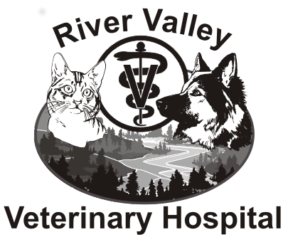 River Valley Veterinary Hospital logo